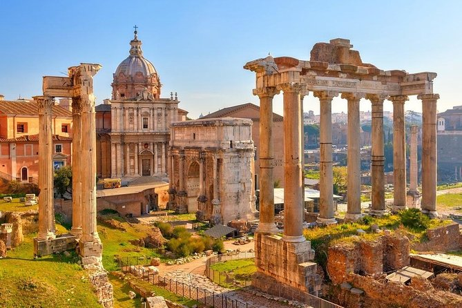 Ancient & Imperial Rome
