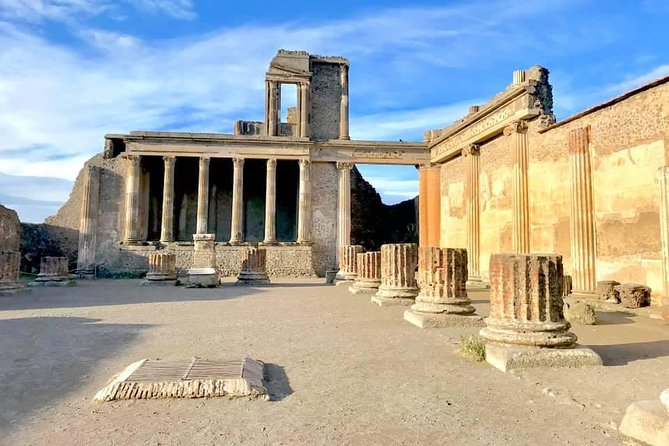 Private Guided Tour of Pompeii