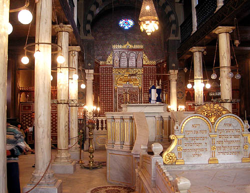 Churches, Synagogues of Old Cairo