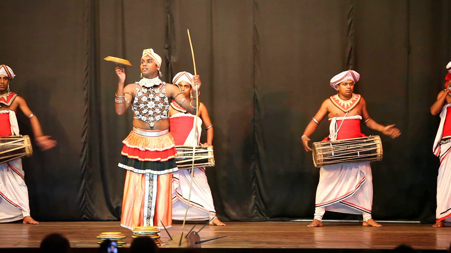 Kandyan Dance Performance & Temple of the Tooth